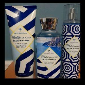 BBW Mediterranean Blue Water